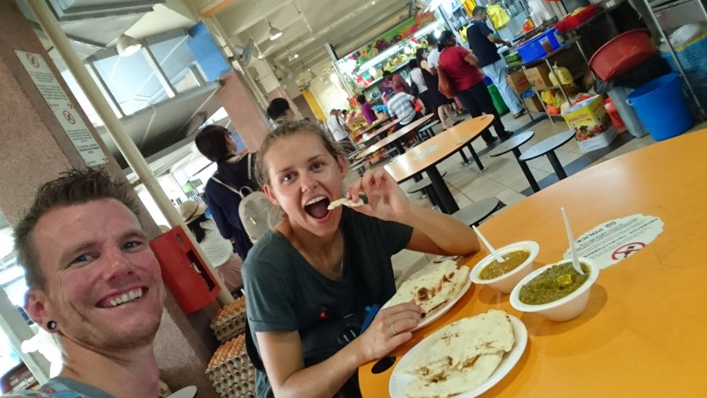 Curry in Little India