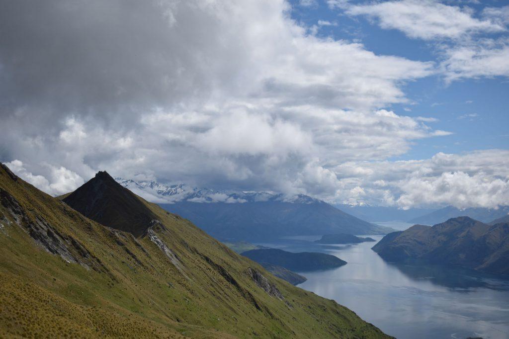 Ook buiten het viewpoint om zijn de uitzichten prachtig